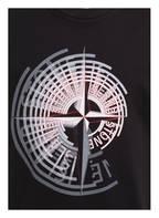 STONE ISLAND T-Shirt, Farbe: SCHWARZ (Bild 1)