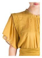 ba&sh Blusenshirt SERENA, Farbe: DUNKELGELB (Bild 1)