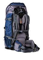 deuter Trekking-Rucksack COMPETITION 65+10, Farbe: BLAU/ GRAU (Bild 1)