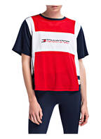 TOMMY HILFIGER T-Shirt , Farbe: NAVY/ ROT/ WEISS (Bild 1)
