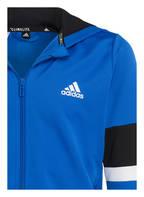 adidas Trainingsjacke EQUIPMENT, Farbe: BLAU/ SCHWARZ/ WEISS (Bild 1)