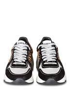 GOLDEN GOOSE DELUXE BRAND Sneaker RUNNING SOLE, Farbe: SCHWARZ/ BEIGE/ HELLGRAU (Bild 1)