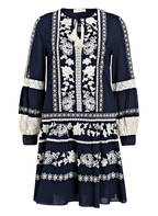 TORY BURCH Kleid , Farbe: DUNKELBLAU/ WEISS (Bild 1)