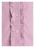 Trachtenkind Hemdbluse, Farbe: ROSÉ/ WEISS KARIERT (Bild 1)