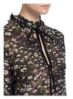 GANNI Kleid , Farbe: SCHWARZ/ ROSA/ GRÜN (Bild 1)