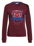 KENZO Sweatshirt , Farbe: DUNKELROT (Bild 1)