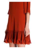 SEE BY CHLOÉ Kleid , Farbe: DUNKELORANGE (Bild 1)