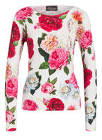 Princess GOES HOLLYWOOD Pullover, Farbe: ECRU/ FUCHSIA/ PINK (Bild 1)