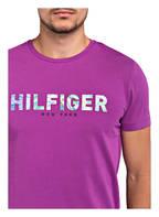TOMMY HILFIGER T-Shirt, Farbe: LILA (Bild 1)