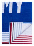 TOMMY HILFIGER Strandtuch FOREVER, Farbe: BLAU/ ROT (Bild 1)
