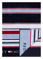 TOMMY HILFIGER Strandtuch, Farbe: NAVY/ WEISS/ ROT (Bild 1)