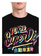 Superdry T-Shirt TICKET TYPE, Farbe: SCHWARZ (Bild 1)