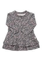 WHEAT Kleid JOHANNE, Farbe: GRAU/ HELLROSA (Bild 1)