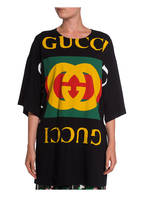 GUCCI Oversized-T-Shirt, Farbe: SCHWARZ (Bild 1)