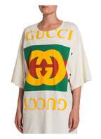 GUCCI Oversized-T-Shirt, Farbe: ECRU (Bild 1)