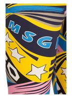 MSGM KIDS Leggings , Farbe: GELB/ ROT/ ROSA (Bild 1)