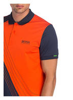 BOSS Funktions-Poloshirt PADDY MK, Farbe: NAVY/ ORANGE (Bild 1)
