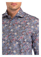 van Laack Hemd RIVARA Slim Fit, Farbe: WEISS/ DUNKELBLAU (Bild 1)