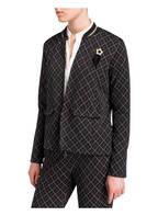 rich&royal Blazer , Farbe: DUNKELBLAU/ BRAUN/ WEISS (Bild 1)