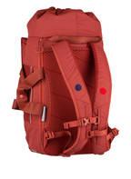 pinqponq Rucksack BLOK MEDIUM, Farbe: ROT (Bild 1)