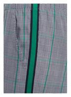 SCHIESSER Schlafhose, Farbe: SCHWARZ/ DUNKELGRÜN/ WEISS (Bild 1)