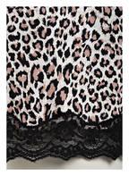 DARLING HARBOUR Schlafshorts LOLA, Farbe: SCHWARZ/ BEIGE (Bild 1)