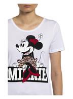 Princess GOES HOLLYWOOD T-Shirt MINNIE, Farbe: WEISS (Bild 1)