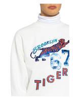 TOMMY JEANS Sweatshirt, Farbe: WEISS (Bild 1)