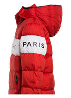 GIVENCHY Steppjacke, Farbe: ROT/ WEISS (Bild 1)