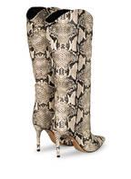 SCHUTZ Stiefel MARYANA, Farbe: SCHWARZ/ BEIGE (Bild 1)