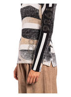 monari Pullover, Farbe: SCHWARZ/ CREME (Bild 1)