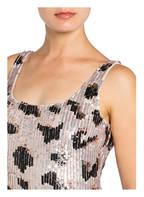 ADRIANNA PAPELL Kleid, Farbe: HELLROSA/ SILBER/ SCHWARZ (Bild 1)