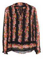 Princess GOES HOLLYWOOD Bluse, Farbe: SCHWARZ/ CREME/ ROSA (Bild 1)