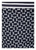 mey Lounge-Hose, Farbe: DUNKELBLAU/ WEISS (Bild 1)