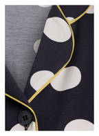 mey Schlafshirt, Farbe: DUNKELBLAU/ WEISS (Bild 1)