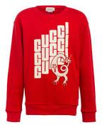 GUCCI Sweatshirt, Farbe: ROT (Bild 1)