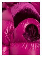 MONCLER Daunenjacke, Farbe: PINK (Bild 1)