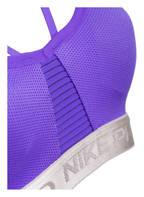 Nike Sport-BH PRO AEROADAPT INDY, Farbe: LILA/ SILBER (Bild 1)