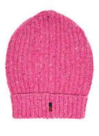 WOOLRICH Mütze COUNTRY, Farbe: PINK (Bild 1)