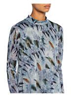 MAX & Co. Kleid PRESENZA, Farbe: BLAU/ SILBER (Bild 1)