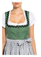 BERWIN & WOLFF Dirndl, Farbe: GRÜN/ GRAU/ WEISS (Bild 1)