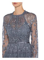 needle & thread Kleid STARLING mit Paillettenbesatz, Farbe: GRAU (Bild 1)