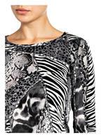ZAÍDA Shirt, Farbe: GRAU/ SCHWARZ (Bild 1)