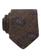 pierre cardin Krawatte, Farbe: BRAUN (Bild 1)