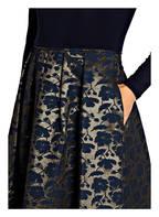 LAUREN RALPH LAUREN Kleid LIVELY, Farbe: DUNKELBLAU/ GOLD (Bild 1)