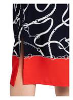 LAUREN RALPH LAUREN Kleid VERANIE, Farbe: DUNKELBLAU/ WEISS/ ROT (Bild 1)