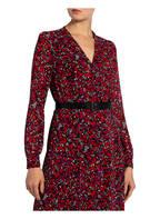 MICHAEL KORS Kleid, Farbe: SCHWARZ/ ROT/ ROSA (Bild 1)