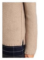 Marc O'Polo Pullover aus Schurwolle, Farbe: BEIGE (Bild 1)