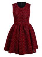 maje Kleid REALI, Farbe: ROT/ SCHWARZ (Bild 1)