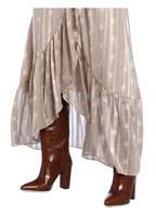 ba&sh Wickelkleid SAHARA mit 3/4-Arm, Farbe: BEIGE/ ECRU (Bild 1)